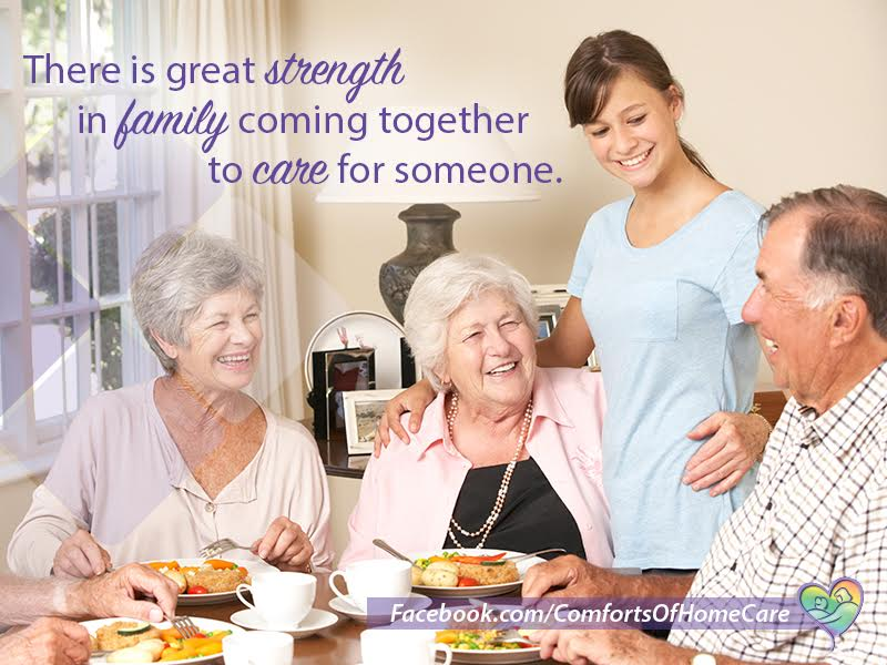 Supporting Family Caregivers