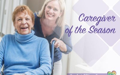 Caregiver of the Season: a big heart