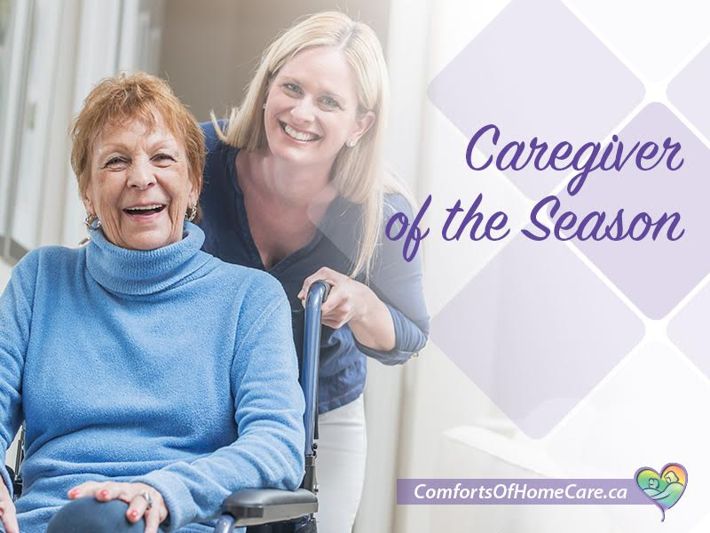 Caregiver of the Season…